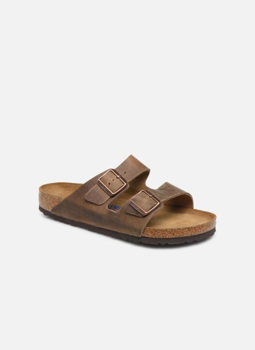 Sandaler Mænd Arizona Cuir Soft Footbed M