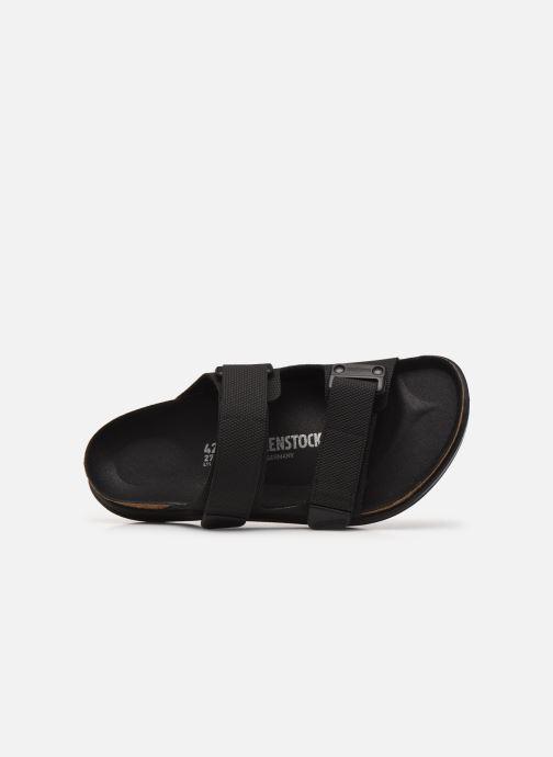 Sandali e scarpe aperte Birkenstock Atacama Cc Flor M Nero immagine sinistra