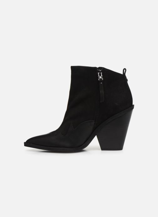 Bottines et boots Sam Edelman ILAH BLACK Noir vue face