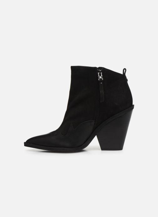Bottines et boots Sam Edelman ILAH BLACK Noir vue face