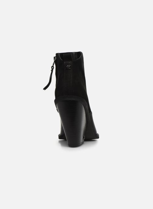 Ankle boots Sam Edelman ILAH BLACK Black view from the right