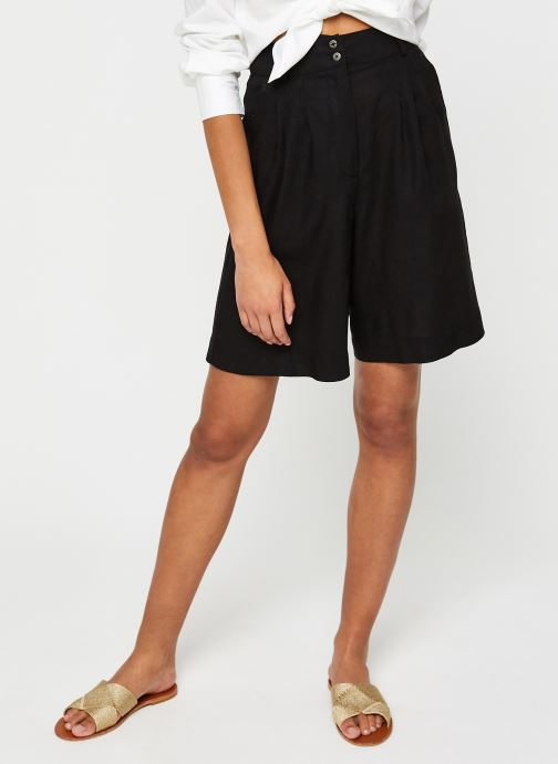 Kleding OBJECT Objadil Shorts Zwart detail