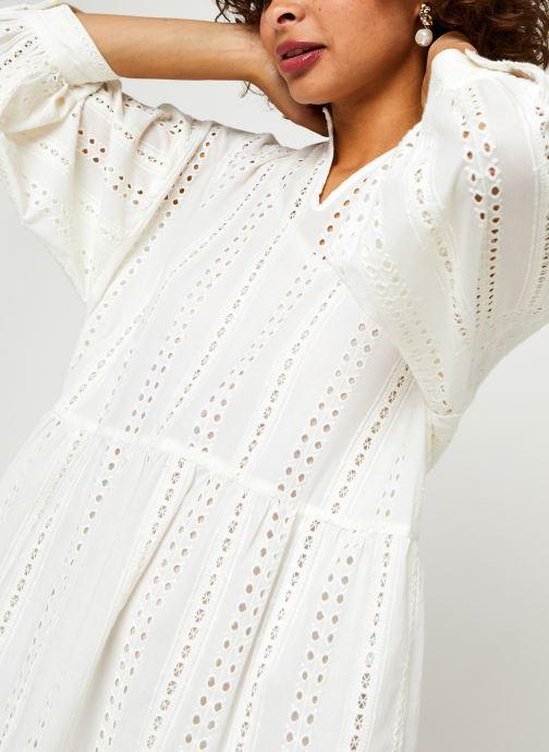Vêtements OBJECT Objerin Dress Blanc vue face