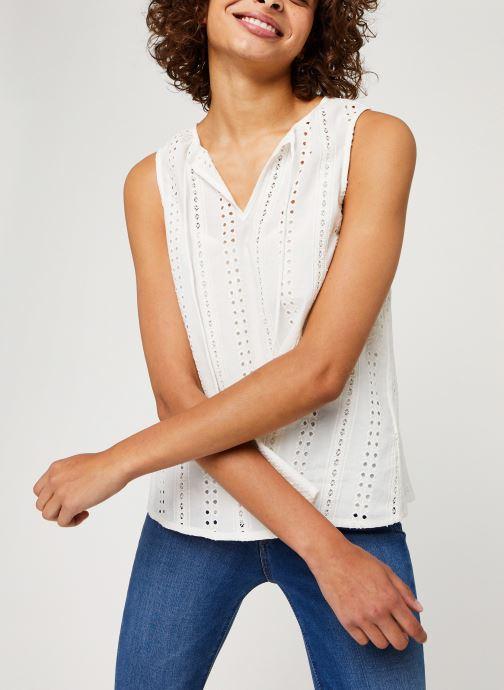 Abbigliamento OBJECT Objerin Top Bianco vedi dettaglio/paio