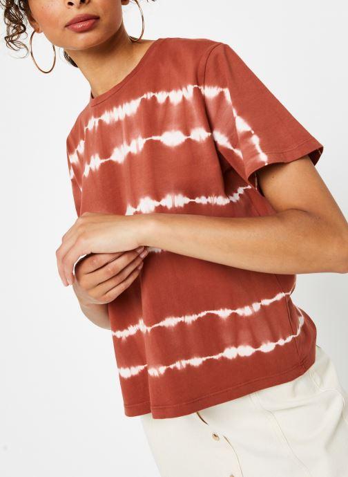Vêtements OBJECT Objhera Top Marron vue droite
