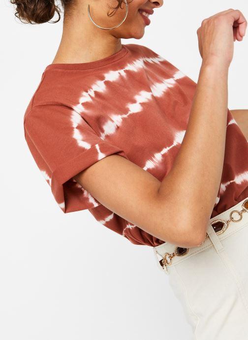 Vêtements OBJECT Objhera Top Marron vue détail/paire