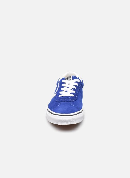 Baskets Vans Vans Sport V Bleu vue portées chaussures