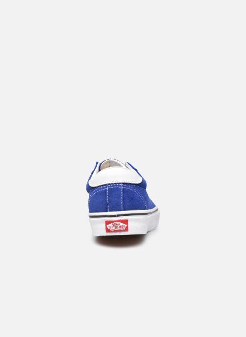 Baskets Vans Vans Sport V Bleu vue droite