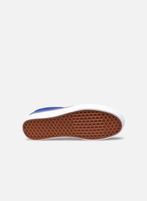 Baskets Vans Vans Sport V Bleu vue haut