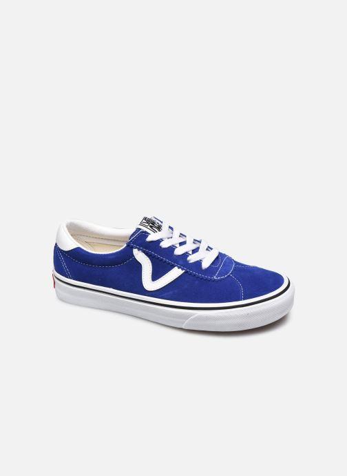 Deportivas Vans Vans Sport W V Azul vista de detalle / par