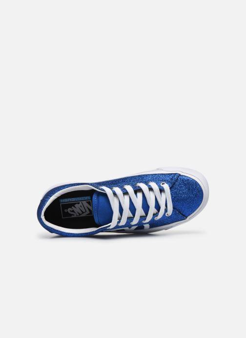 Baskets Vans Sid NI V Bleu vue gauche
