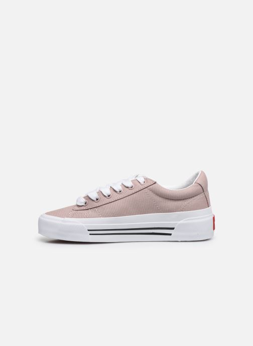 Sneakers Vans Sid NI V Rosa immagine frontale