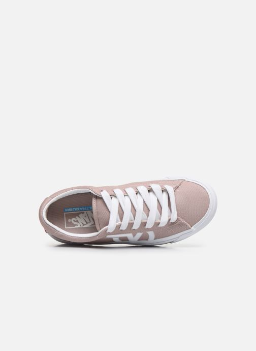 Sneakers Vans Sid NI V Rosa immagine sinistra