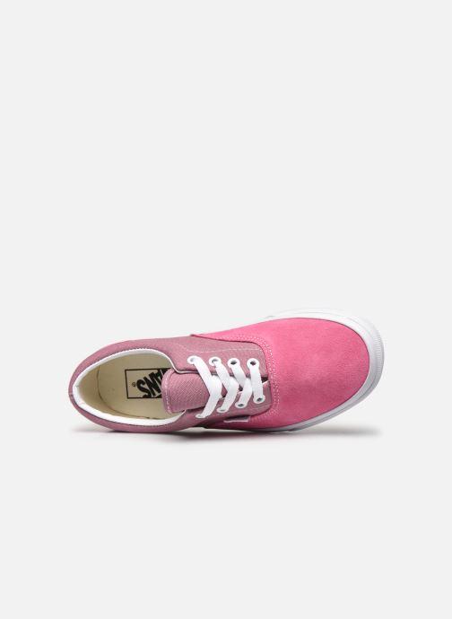 Sneakers Vans Era W V Rosa immagine sinistra