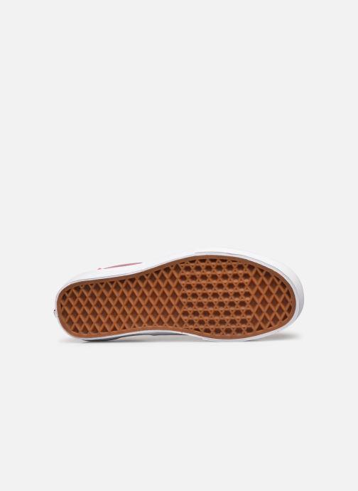Sneakers Vans Era W V Rosa immagine dall'alto