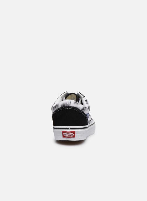 Sneakers Vans Old Skool Vv Nero immagine destra