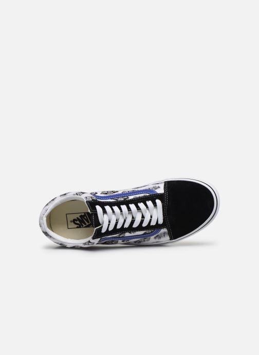 Sneakers Vans Old Skool Vv Nero immagine sinistra