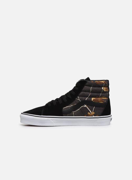 Sneakers Vans SK8-Hi V Nero immagine frontale