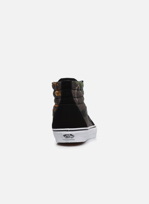Sneakers Vans SK8-Hi V Nero immagine destra