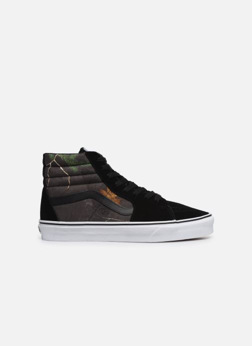 Sneakers Vans SK8-Hi V Nero immagine posteriore
