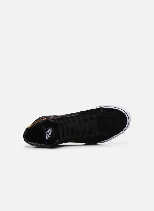 Sneakers Vans SK8-Hi V Nero immagine sinistra