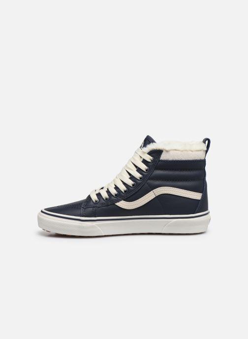 Sneakers Vans SK8-Hi W MTE V Azzurro immagine frontale