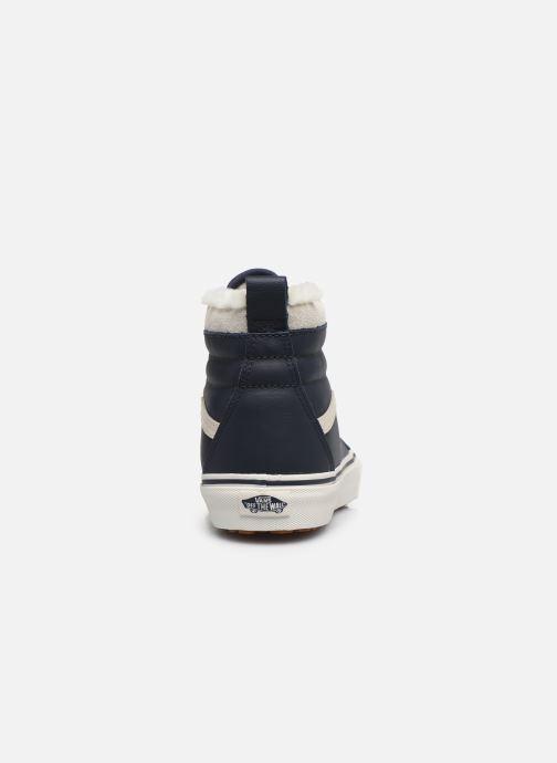 Sneakers Vans SK8-Hi W MTE V Azzurro immagine destra
