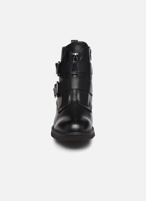 Botines  I Love Shoes THUROCK Negro vista del modelo