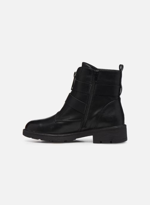 Botines  I Love Shoes THUROCK Negro vista de frente