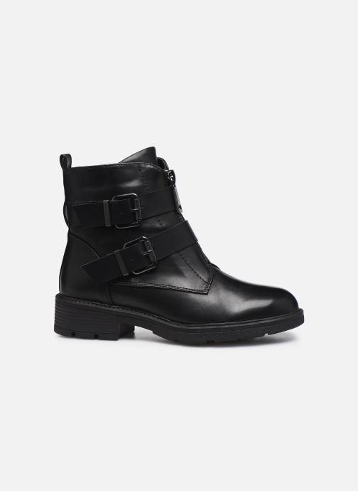 Botines  I Love Shoes THUROCK Negro vistra trasera
