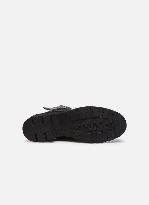 Botines  I Love Shoes THUROCK Negro vista de arriba
