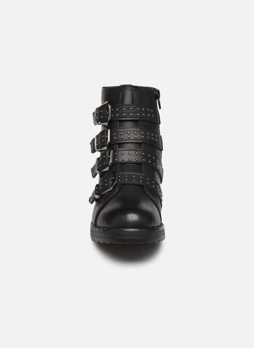 Bottines et boots I Love Shoes THAKA Noir vue portées chaussures