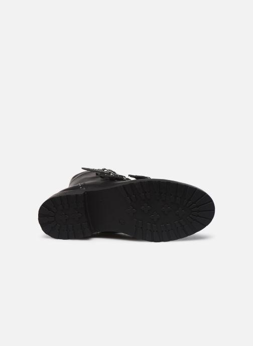 Bottines et boots I Love Shoes THAKA Noir vue haut