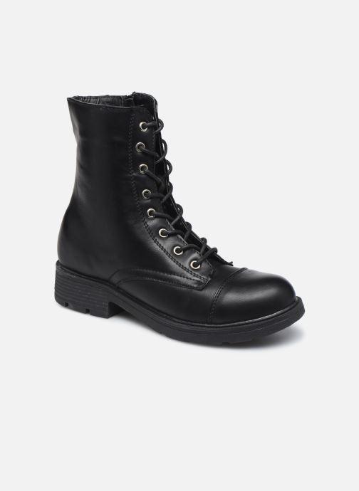 Botines  I Love Shoes THELIS Negro vista de detalle / par