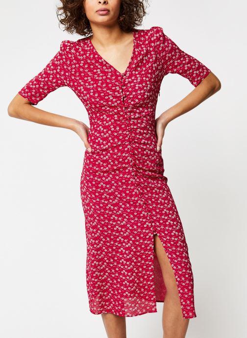 Vêtements Jolie Jolie Petite Mendigote Robe Adele Rouge vue droite