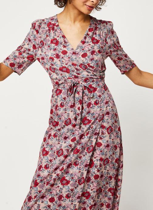 Vêtements Jolie Jolie Petite Mendigote Robe Marilou Hormo Rouge vue droite