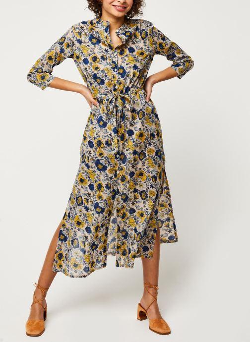 Vêtements Jolie Jolie Petite Mendigote Robe Tamara Hortens Bleu vue bas / vue portée sac