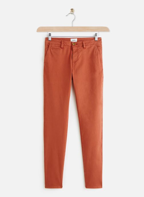 Vêtements Accessoires Pantalon Angie Coton-Satin