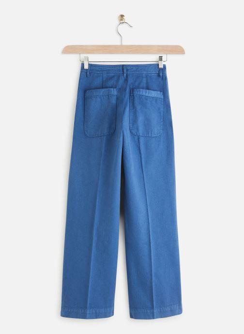 Vêtements Lab Dip Jean Sunday Denim Couleur Bleu vue bas / vue portée sac