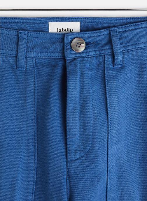 Vêtements Lab Dip Jean Sunday Denim Couleur Bleu vue portées chaussures