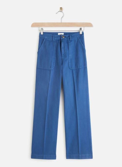 Vêtements Lab Dip Jean Sunday Denim Couleur Bleu vue détail/paire