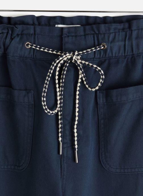 Vêtements Lab Dip Jean Dinah Denim Couleur Bleu vue portées chaussures