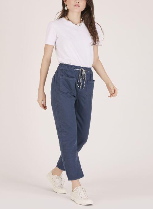Vêtements Lab Dip Jean Dinah Denim Couleur Bleu vue face