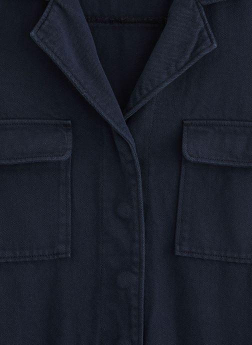 Vêtements Lab Dip Combinaison Lio Denim Couleur Bleu vue portées chaussures