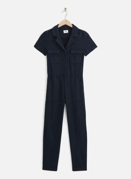 Vêtements Lab Dip Combinaison Lio Denim Couleur Bleu vue détail/paire