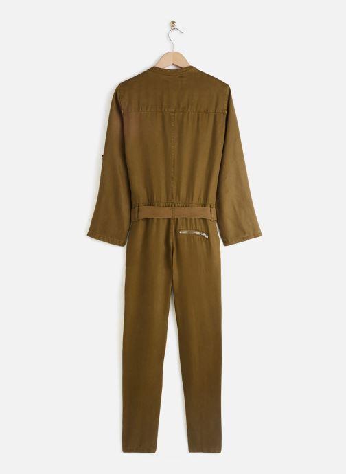 Vêtements Lab Dip Combinaison Leann Tencel Vert vue bas / vue portée sac