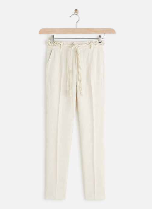 Pantalon Thea Viscose-Lin