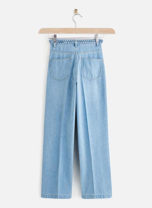 Lab Dip Jean droit - Jean Sully Denim Braid (Bleu) - Vêtements (438573)
