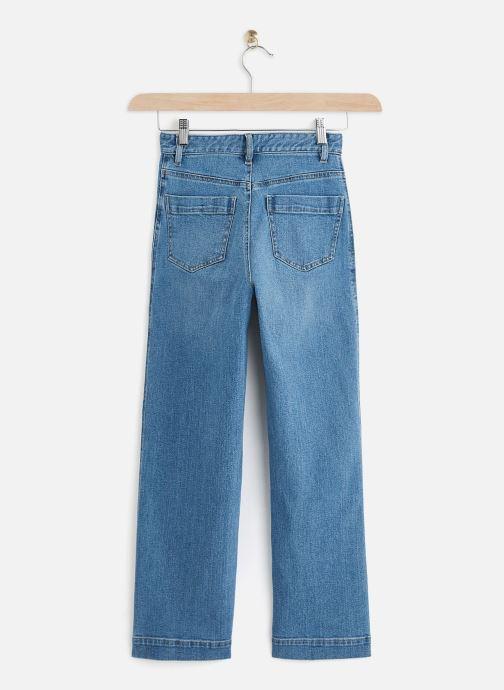 Vêtements Lab Dip Jean Samuel Denim Bleu vue bas / vue portée sac