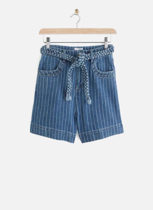 Vêtements Accessoires Short Colette Denim Stripe